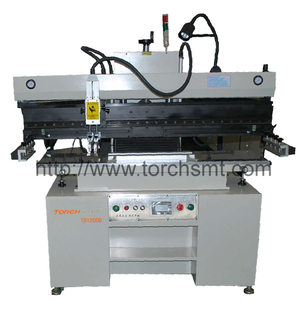 Semi-auto Screen Printer T1200LED